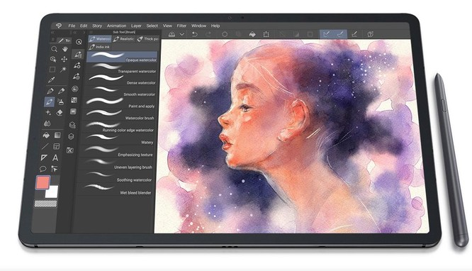 Samsung Galaxy Tab S7+ và iPad Pro đã có thể thay thế laptop? ảnh 4