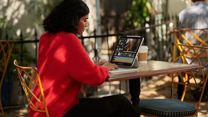 Samsung Galaxy Tab S7+ và iPad Pro đã có thể thay thế laptop? ảnh 3