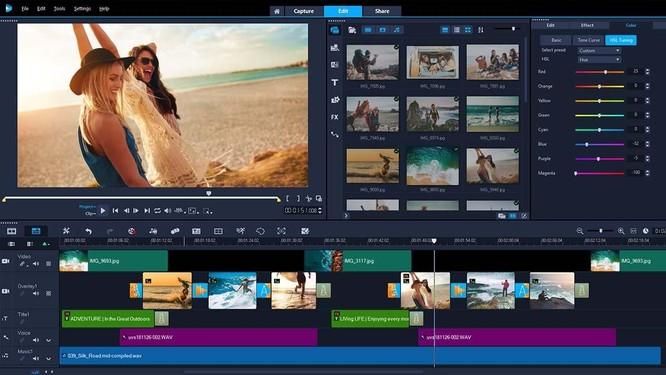 5 phần mềm chỉnh sửa video chuyên nghiệp trên máy tính Windows ảnh 4