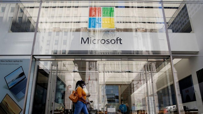 Microsoft đạt mức vốn hóa thị trường vượt mốc 2 nghìn tỉ USD ảnh 2