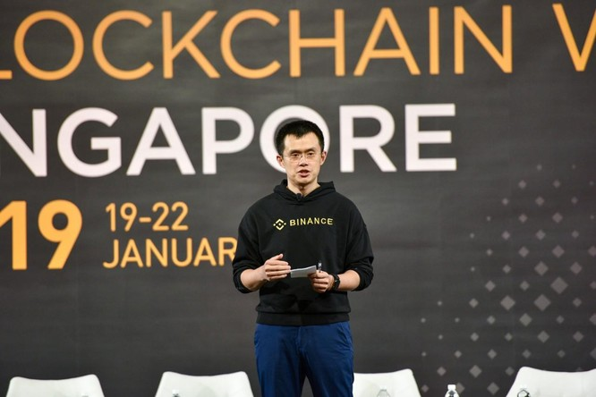 Hành trình xây dựng đế chế công nghệ Blockchain của tỉ phú Chang Peng Zhao ảnh 2