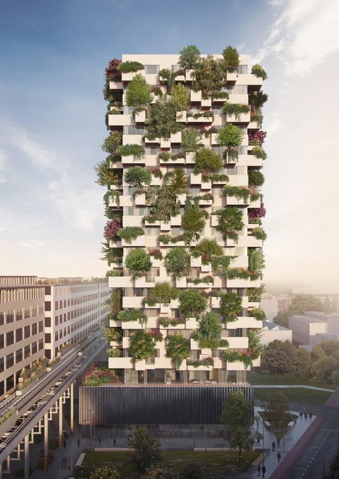 20 tòa nhà chọc trời lộng lẫy nhất mọi thời đại (Phần 2) ảnh 3
