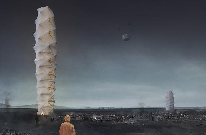 20 tòa nhà chọc trời lộng lẫy nhất mọi thời đại (Phần 2) ảnh 9