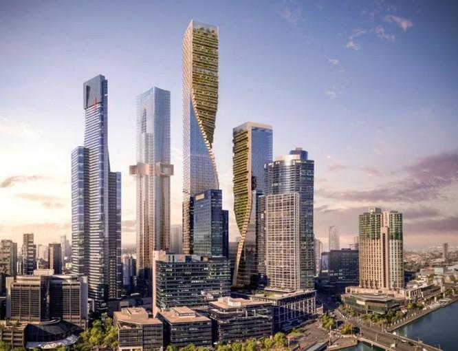 20 tòa nhà chọc trời lộng lẫy nhất mọi thời đại (Phần 2) ảnh 4