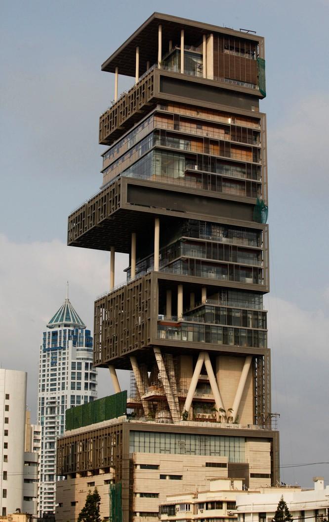 20 tòa nhà chọc trời lộng lẫy nhất mọi thời đại (Phần 1) ảnh 9