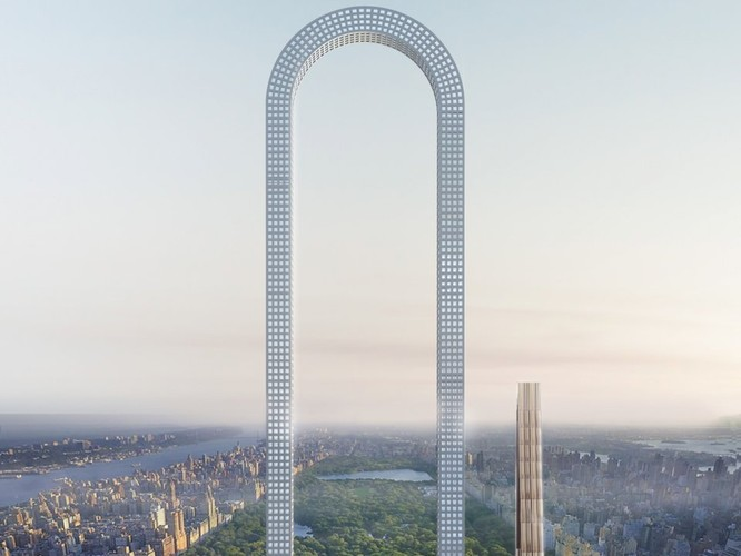 20 tòa nhà chọc trời lộng lẫy nhất mọi thời đại (Phần 2) ảnh 5