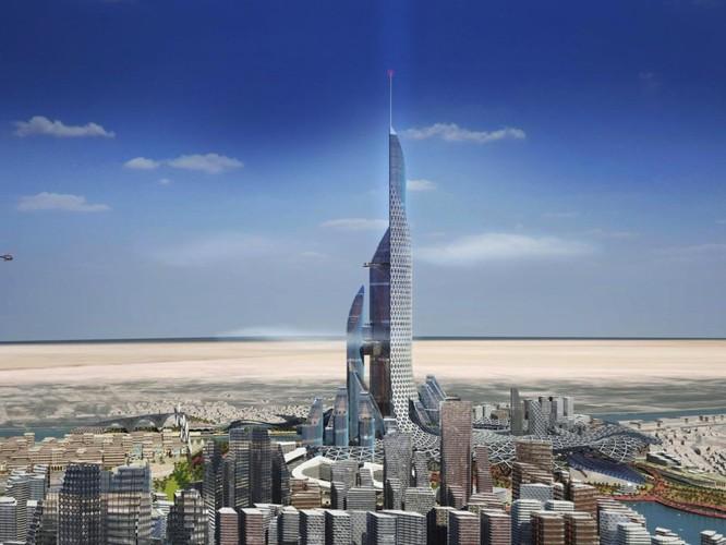 20 tòa nhà chọc trời lộng lẫy nhất mọi thời đại (Phần 2) ảnh 2