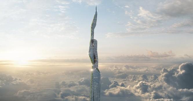 20 tòa nhà chọc trời lộng lẫy nhất mọi thời đại (Phần 2) ảnh 7