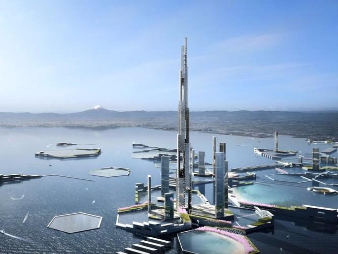 20 tòa nhà chọc trời lộng lẫy nhất mọi thời đại (Phần 2) ảnh 6
