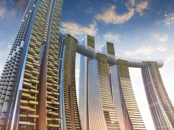 20 tòa nhà chọc trời lộng lẫy nhất mọi thời đại (Phần 1) ảnh 10