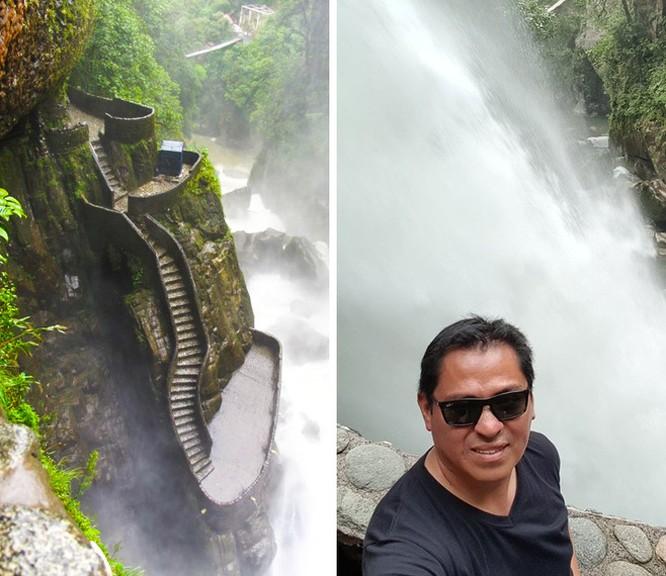 Thót tim chiêm ngưỡng 16 cầu thang nguy hiểm trên thế giới ảnh 12