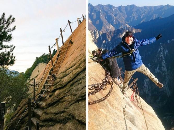 Thót tim chiêm ngưỡng 16 cầu thang nguy hiểm trên thế giới ảnh 11