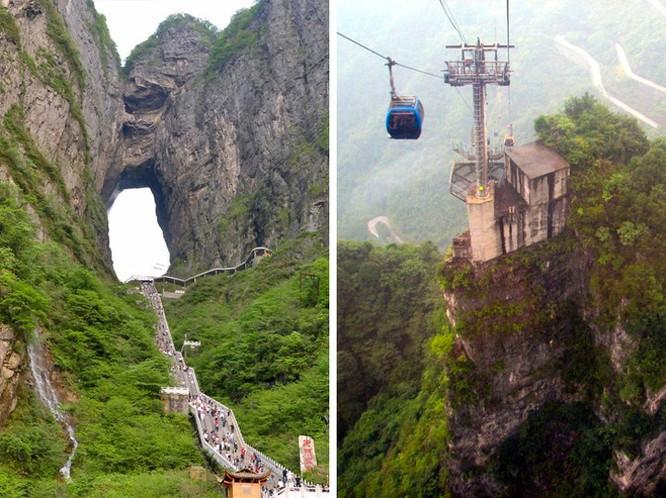 Thót tim chiêm ngưỡng 16 cầu thang nguy hiểm trên thế giới ảnh 3