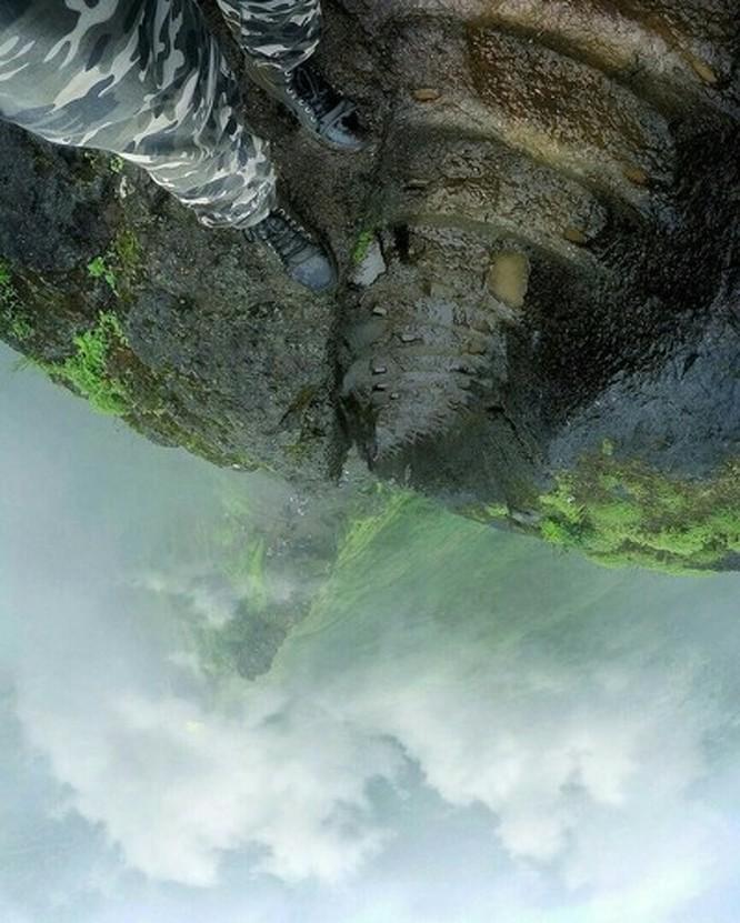 Thót tim chiêm ngưỡng 16 cầu thang nguy hiểm trên thế giới ảnh 1