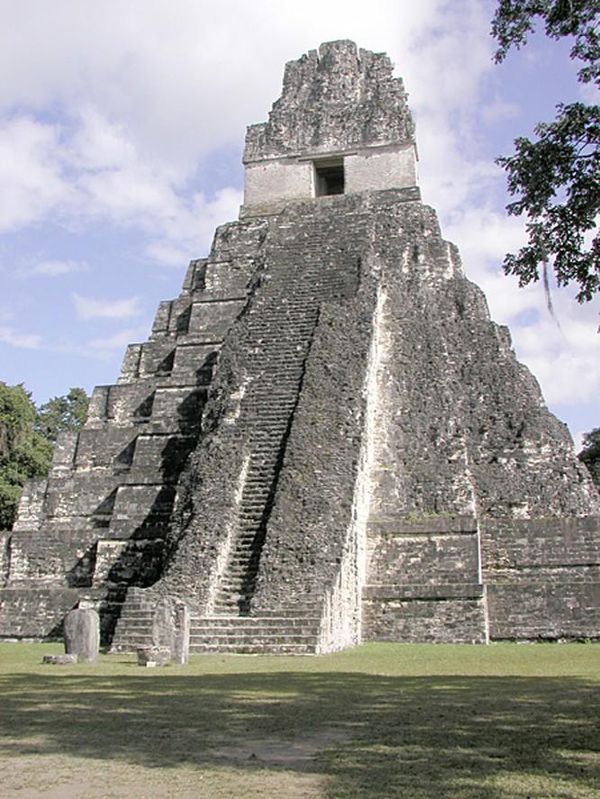 10 khu vực bí mật ở thành phố cổ của người Maya có thể bạn chưa biết ảnh 15