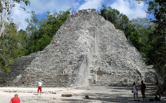 10 khu vực bí mật ở thành phố cổ của người Maya có thể bạn chưa biết ảnh 8