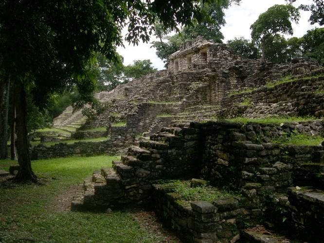 10 khu vực bí mật ở thành phố cổ của người Maya có thể bạn chưa biết ảnh 13