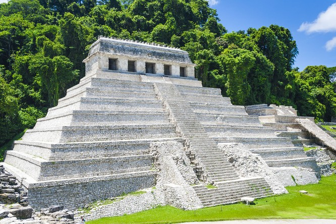 10 khu vực bí mật ở thành phố cổ của người Maya có thể bạn chưa biết ảnh 11