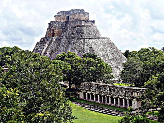 10 khu vực bí mật ở thành phố cổ của người Maya có thể bạn chưa biết ảnh 10