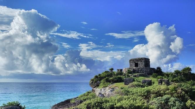 10 khu vực bí mật ở thành phố cổ của người Maya có thể bạn chưa biết ảnh 9