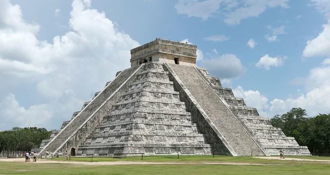 10 khu vực bí mật ở thành phố cổ của người Maya có thể bạn chưa biết ảnh 4