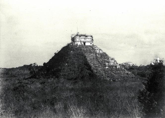 10 khu vực bí mật ở thành phố cổ của người Maya có thể bạn chưa biết ảnh 1