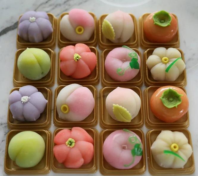 20 món tráng miệng độc đáo đến từ Nhật Bản ảnh 9
