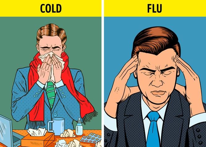 10 sai lầm cơ bản ít ai biết về cảm lạnh ảnh 1