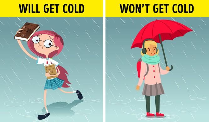 10 sai lầm cơ bản ít ai biết về cảm lạnh ảnh 7