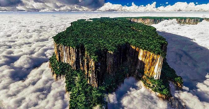 21 bức tranh phong cảnh tuyệt đẹp ngỡ như được chụp ở hành tinh khác ảnh 20