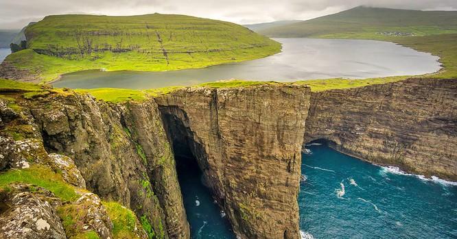 21 bức tranh phong cảnh tuyệt đẹp ngỡ như được chụp ở hành tinh khác ảnh 15