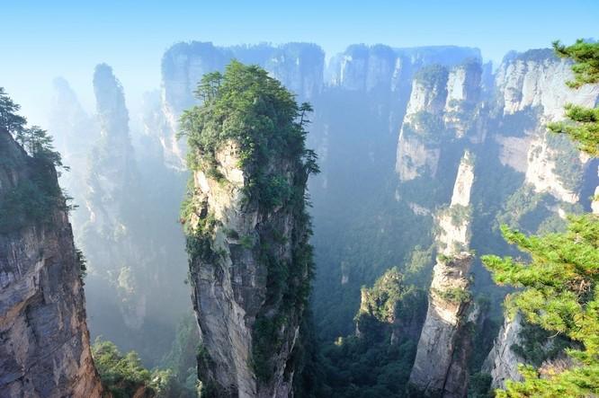 21 bức tranh phong cảnh tuyệt đẹp ngỡ như được chụp ở hành tinh khác ảnh 18