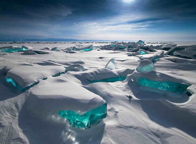 21 bức tranh phong cảnh tuyệt đẹp ngỡ như được chụp ở hành tinh khác ảnh 4