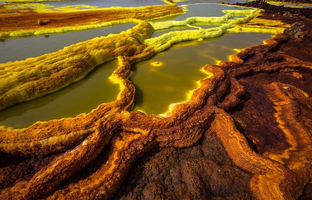 21 bức tranh phong cảnh tuyệt đẹp ngỡ như được chụp ở hành tinh khác ảnh 9
