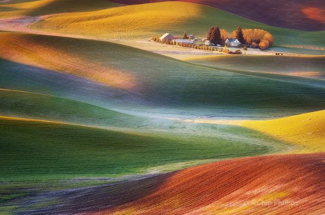 21 bức tranh phong cảnh tuyệt đẹp ngỡ như được chụp ở hành tinh khác ảnh 13