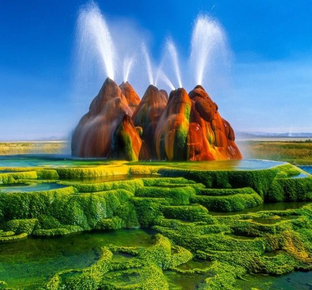 21 bức tranh phong cảnh tuyệt đẹp ngỡ như được chụp ở hành tinh khác ảnh 1