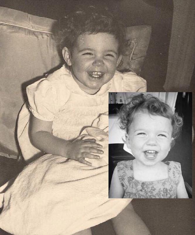 20 hình ảnh những trường hợp di truyền giống nhau đến kinh ngạc ảnh 15
