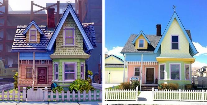 10 ngôi nhà hiện đại bước ra từ cổ tích ảnh 2