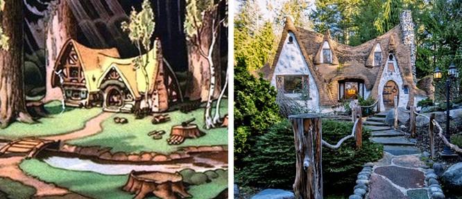 10 ngôi nhà hiện đại bước ra từ cổ tích ảnh 8