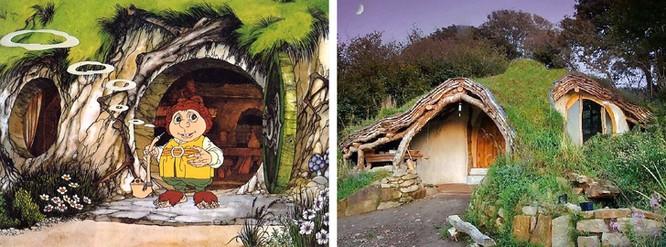 10 ngôi nhà hiện đại bước ra từ cổ tích ảnh 4