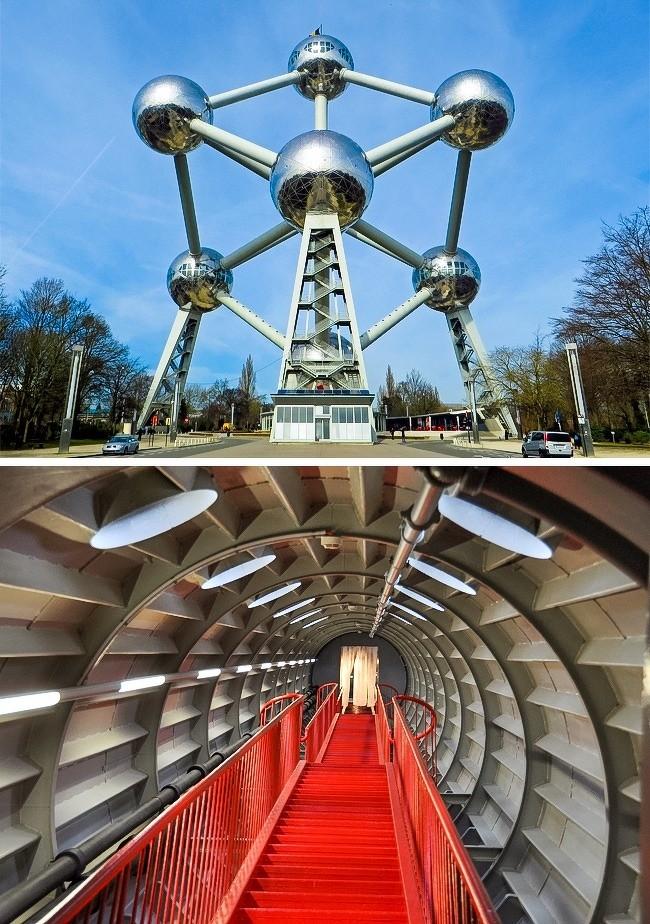 Kinh ngạc 14 tòa nhà có kiến trúc kì dị nhất thế giới ảnh 5