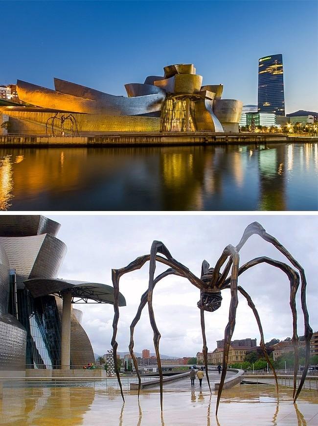 Kinh ngạc 14 tòa nhà có kiến trúc kì dị nhất thế giới ảnh 13
