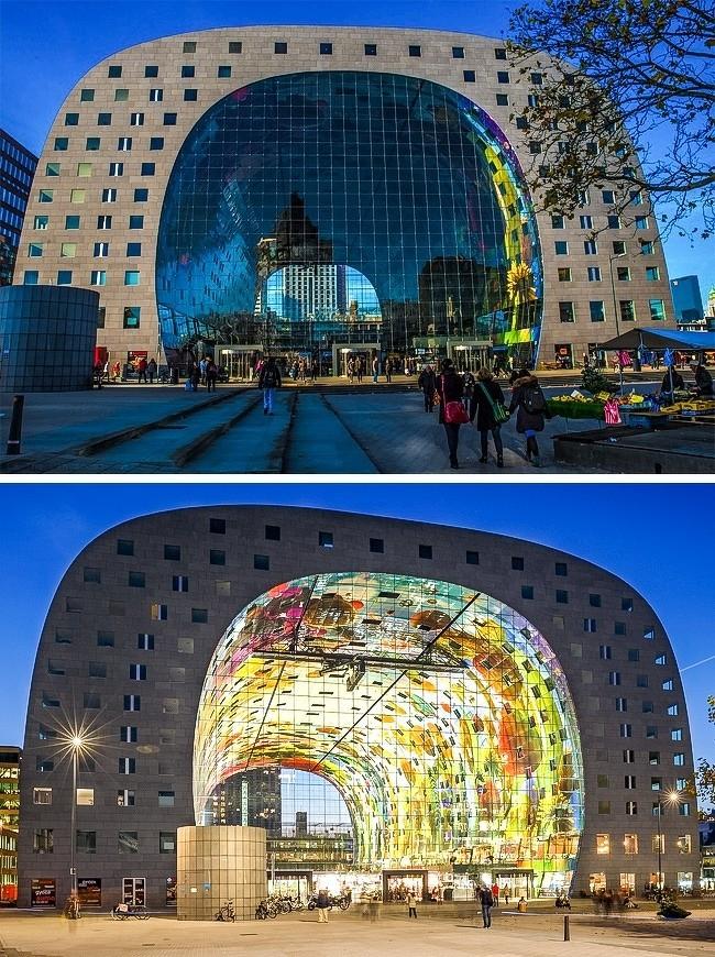 Kinh ngạc 14 tòa nhà có kiến trúc kì dị nhất thế giới ảnh 12