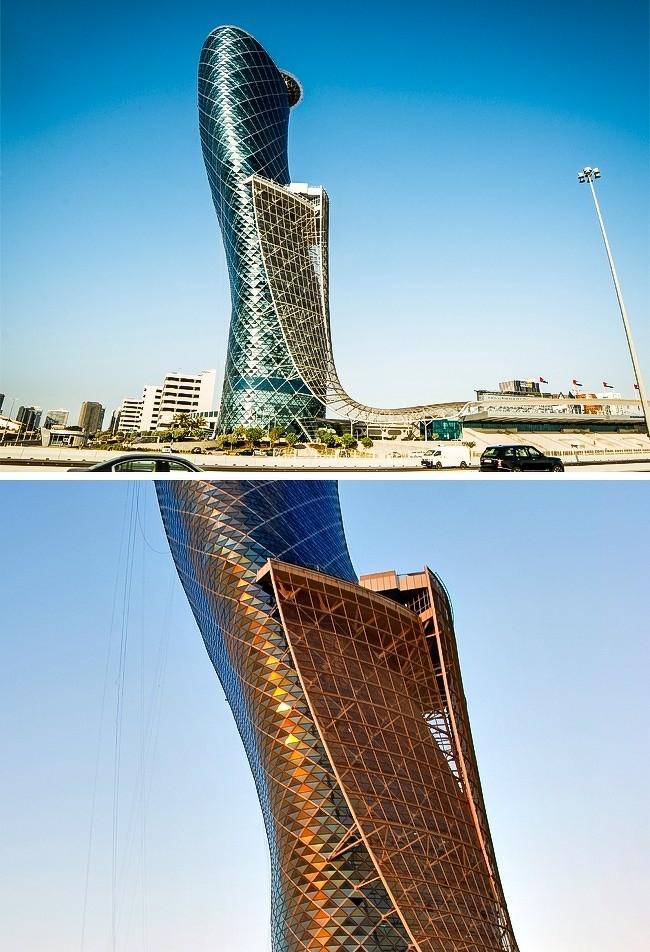 Kinh ngạc 14 tòa nhà có kiến trúc kì dị nhất thế giới ảnh 11