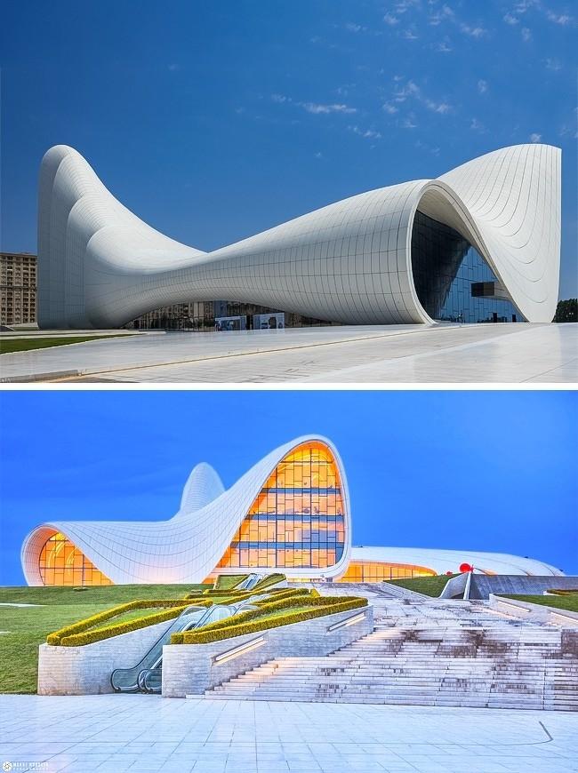 Kinh ngạc 14 tòa nhà có kiến trúc kì dị nhất thế giới ảnh 7