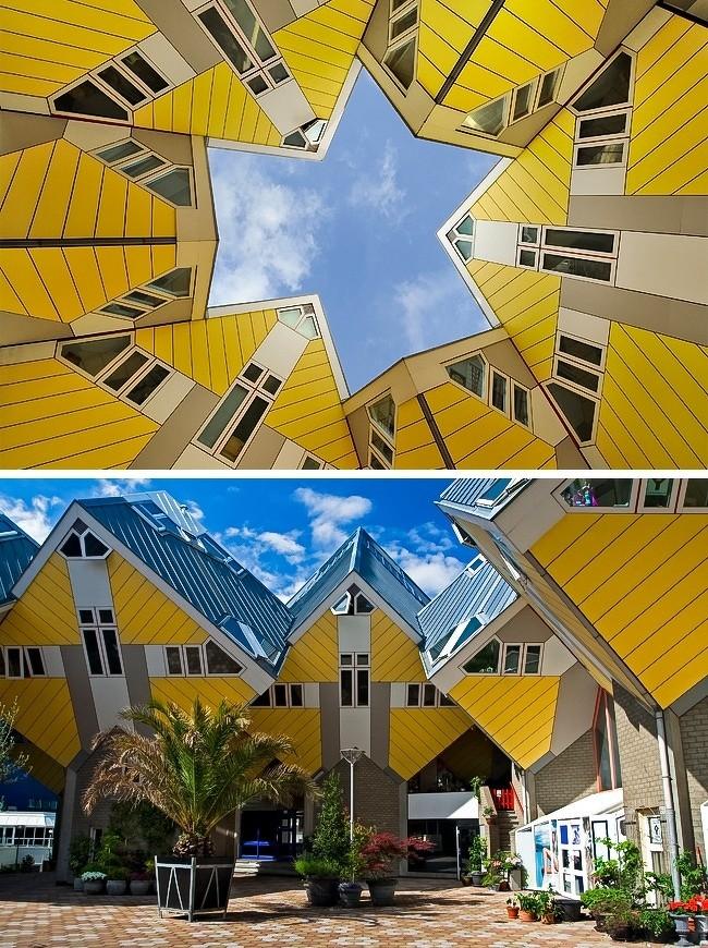Kinh ngạc 14 tòa nhà có kiến trúc kì dị nhất thế giới ảnh 4
