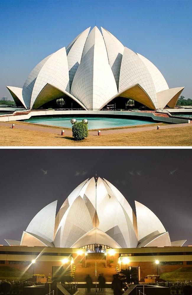 Kinh ngạc 14 tòa nhà có kiến trúc kì dị nhất thế giới ảnh 3