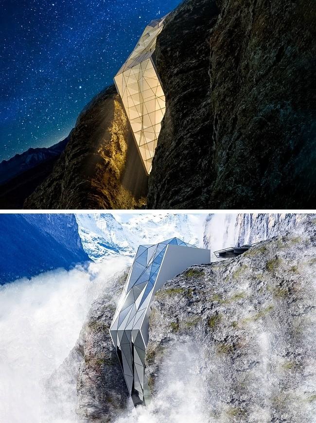 Kinh ngạc 14 tòa nhà có kiến trúc kì dị nhất thế giới ảnh 2