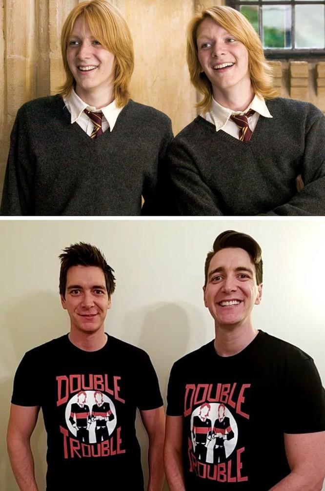 12 diễn viên nhí phụ trong Harry Potter giờ ra sao? ảnh 6