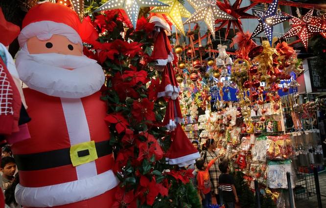 Các nước trên thế giới đón Giáng sinh như thế nào? (Phần 2) ảnh 4